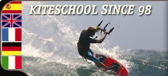 The oldest kitesurfing school in Tarifa since 1998, Tarifa Max Kietsurfing, our experience makes the difference. Booking at info@tarifamax.net